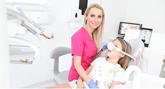 dentysta dziecięcy