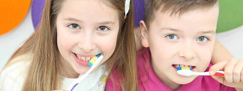 Profilaktyka próchnicy zębów u dzieci