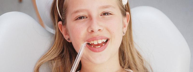 ozonowanie zębów u dzieci